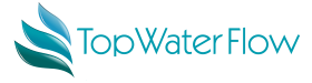 Top Water Flow Logo
